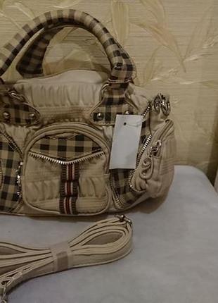 Стильная спортивная сумочка