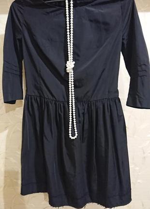 Очень стильное балоновое платье
