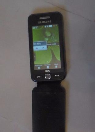 Мобильный телефон самсунг Samsung star s5230 мобилка