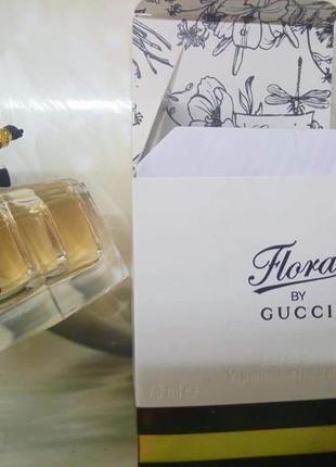 !оригинал!75мл gucci flora by gucci туалетная вода