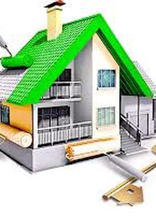евроремонт квартир; ремонт офисов; домов; строительство домов под