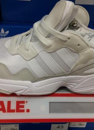 Мужские кроссовки adidas originals yung-96 артикул ee3682