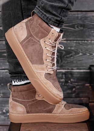 Стильные мужские✳️зимние✳️кеды/кроссовки/ботинки south ferro a...