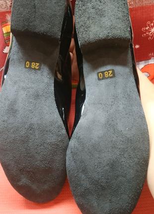 Туфли для танцев, мужской стандарт club dance