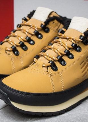 New Balance кроссовки зимение мужские