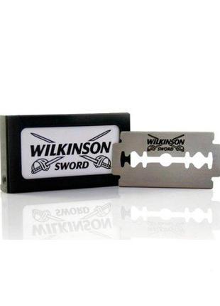Лезвия для бритья Wilkinson Sword из нержавеющей стали 5 шт