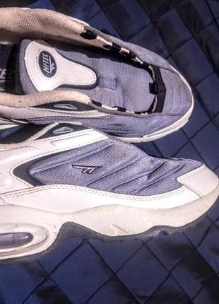 Кроссовки на платформе hi-tec