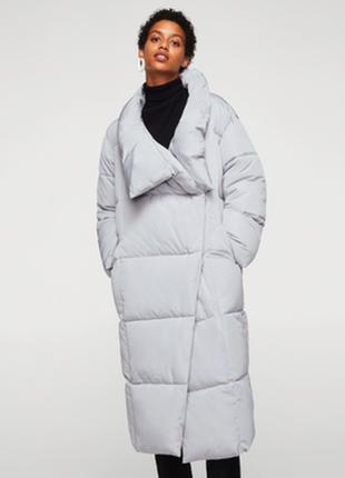Куртка анорак пальто одеяло mango манго