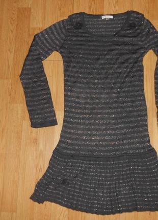 Платье на девочку 13-14 лет