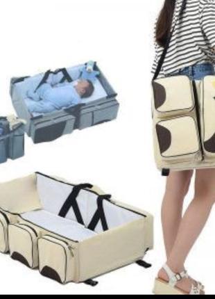 Детской кроват и сумка