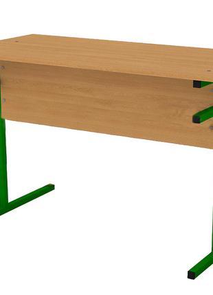 Стол и лавка для столовой шестиместный