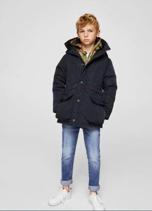 Новая куртка  mango рост 164см