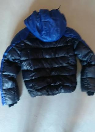 Очень теплая куртка для мальчика