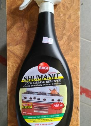 "Чистящее средство ""Шуманит"" анти-жир Bagi 750г"