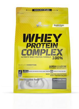 Протеин сывороточный Whey Protein Complex 100% (2,27 kg) OLIMP