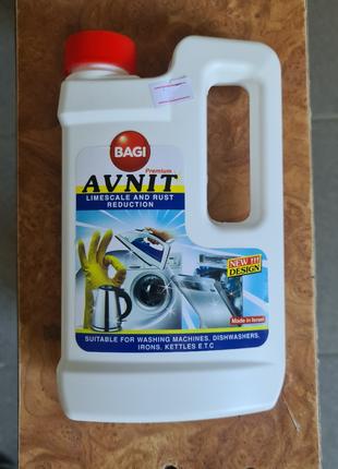Чистящее средство Bagi Avnit для удаления известкового налета 550