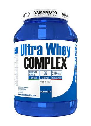 Протеин комплексный сывороточный Yamamoto Nutrition Ultra Whey...