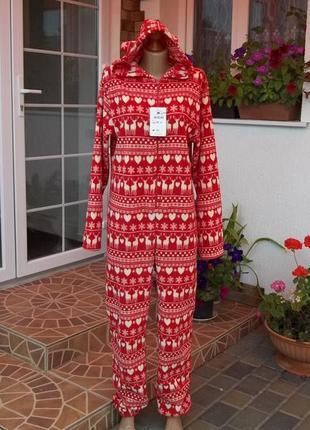 44/46 р комбинезон пижама человечек кигуруми оригинал новая сток