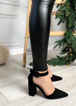Новиночка стильные туфельки