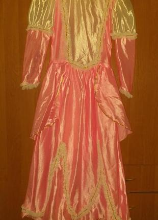 Платье для принцесы на рост 152