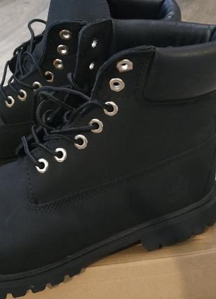 Зимние ботинки Timberland 45 размер