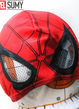 "Детская маска ""человек-паук. питер паркер. марвел. spider-man...."