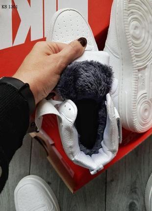 Зимние мужские крутые кроссовки ботинки на меху