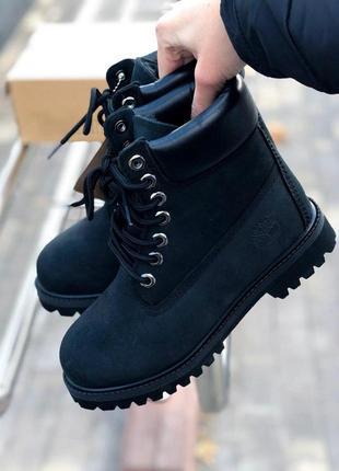 Timberland premium inch зимние ботинки тимберленд с мехом /осе...
