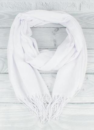 Демисезонный тонкий кашемировый шарф, палантин ozsoy 7180-13 б...