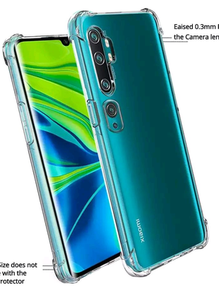Чехол Xiaomi mi note 10 / cc9 pro противоударный защита