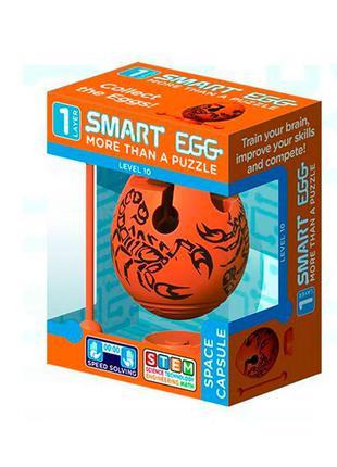 """Детская головоломка """"яйцо-лабиринт"""", Orange, Box"""
