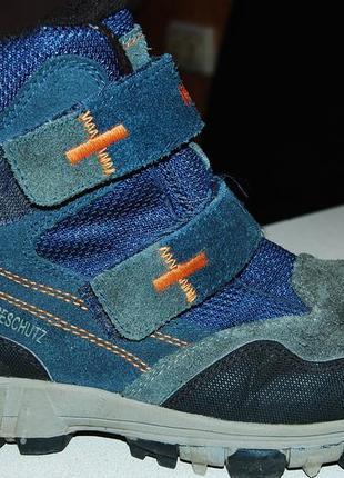 Meindl зимние термо ботинки 34 размер