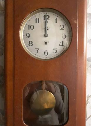 Настенные часы (Орловский часовой завод)