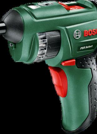 Аккумуляторный шуруповерт Bosch PSR Select. НОВЫЙ