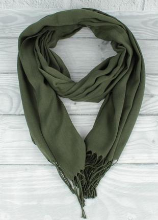 Демисезонный тонкий кашемировый шарф, палантин ozsoy 7180-16 х...