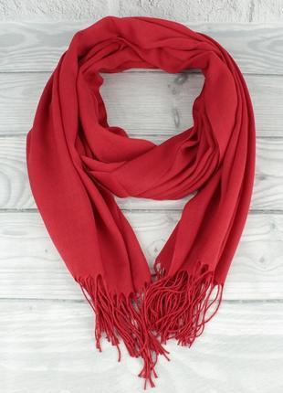 Демисезонный тонкий кашемировый шарф, палантин ozsoy 7180-18 т...