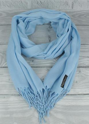 Демисезонный тонкий кашемировый шарф, палантин ozsoy 7180-19 н...