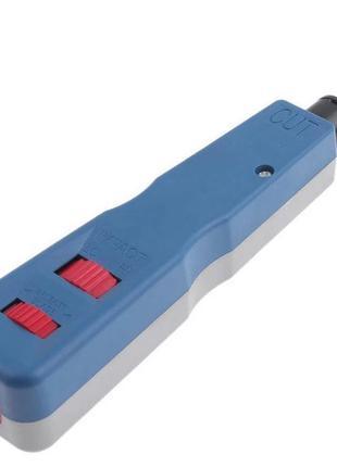 Инструмент HT-914B профессиональный для заделки кабеля в модул...