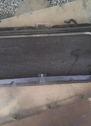 Радиатор на Фольксваген Т4.