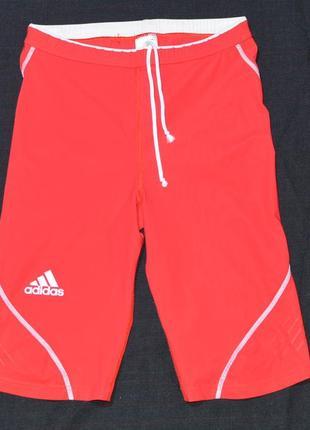 Компрессионные шорты, тайтсы adidas rn 88387 training