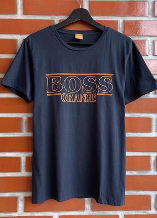 Hugo boss orange оригинал мужская футболка размер m хуго босс б у