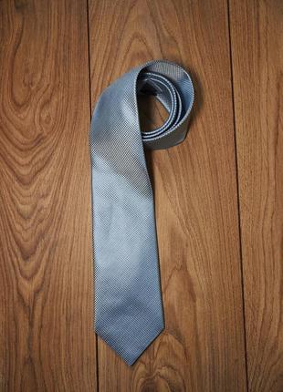 Стильный шелковый галстук от yves gerard