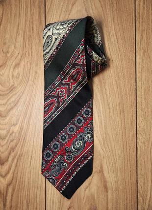 Стильный винтажный галстук. wallachs