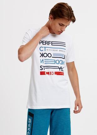 16-30 lcw новая фирменная мужская футболка размер l хлопок тур...