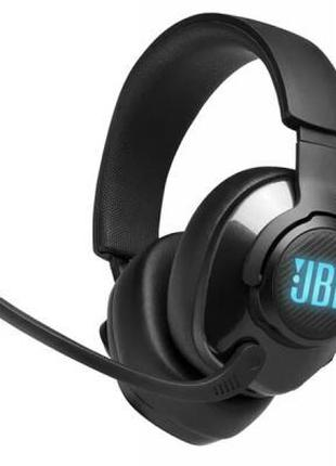Наушники JBL Quantum 400 Black (JBLQUANTUM400BLK)