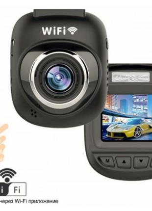 Видеорегистратор автомобильный  Carcam T100W  FULLHD С WI-FI
