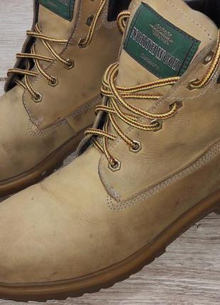 Ботинки north wood