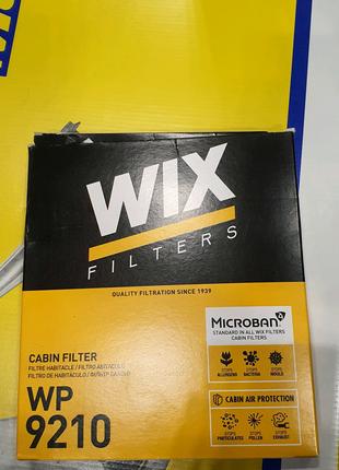 Фильтр салона WIX WP9210