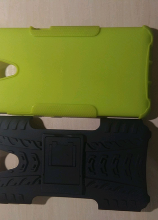 Броньований чехол до телефону Xiaomi redmi note 4