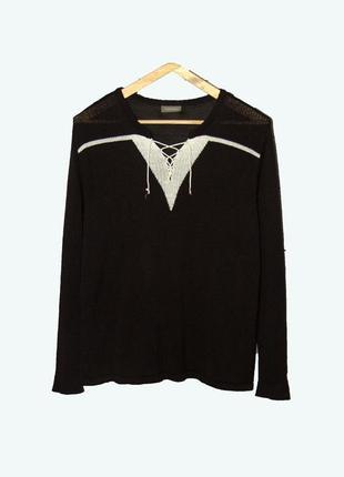Стильный мужской джемпер/пуловер rabsido